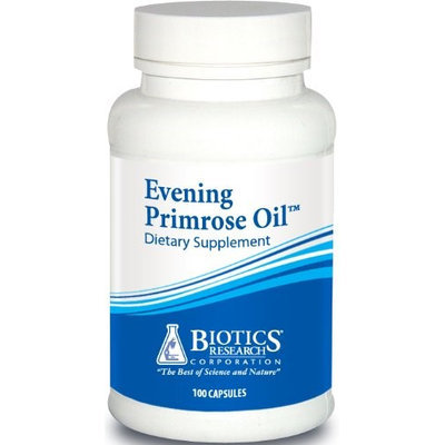 Biotics Research - Evening Primrose Oil - 100 Capsules