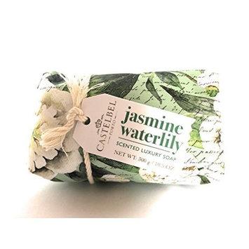 Castelbel Porto Jasmine Waterlily Luxury Soap Bar 10.5 Oz