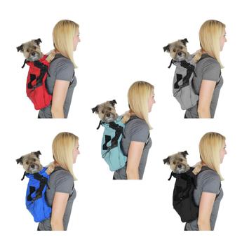 K9 Sport Sack K9SS-AMINTMED Air Forward Facing Backpack Dog Carrier Mint - Medium