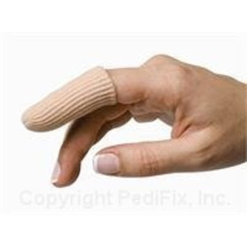 Gel Fabric Covered Finger Protector - XL
