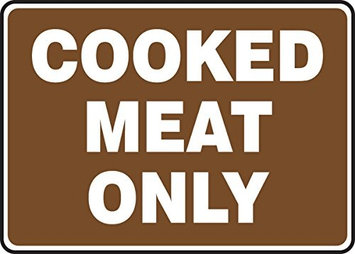 Accu Form COOKED MEAT ONLY