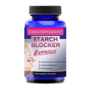 Totally Products, Llc. Totally Products Starch Blocker Extreme 1000mg White Kidney Bean (120 Capsules)