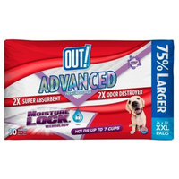 OUT! Advanced Dog Training Pads - 50ct - XXL