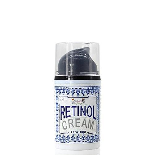 Retinol Moisturizer Face Cream Hyaluronic Acid Hydrating Moisturizing HA Cream Whitening Cream Anti-aging Serum Anti-wrinkle