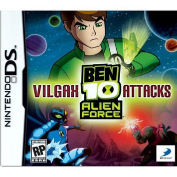 D3 Ben 10 Alien Force Vilgax Attacks - Pre-Played