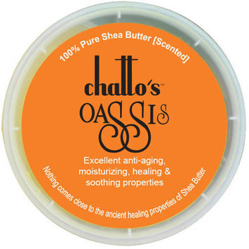 CHATTO OASSIS 100% SCENTED SHEA BUTTER