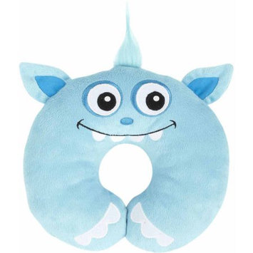 His Juveniles Nuby Monster Neck Support, Blue