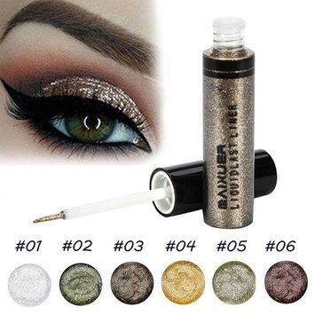 Datework Glitter Liquid Eyeliner Eye Shadow Shining Eye Makeup