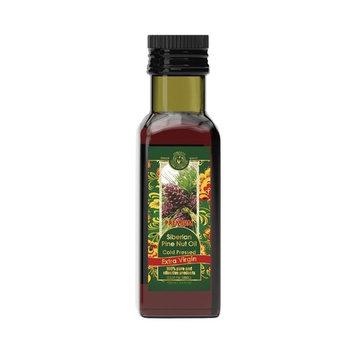 Siberian Pine Nut Oil Cold Pressed Extra Virgin 3.4 fl oz/100 ml