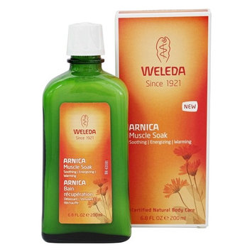 Weleda - Arnica Muscle Soak - 6.8 oz.(pack of6 )