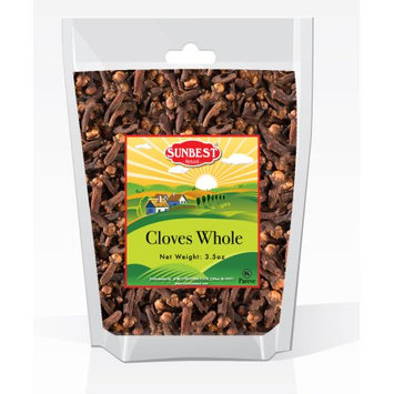 SUNBEST Cloves, Whole in Resealable Bag (3.5 Oz)