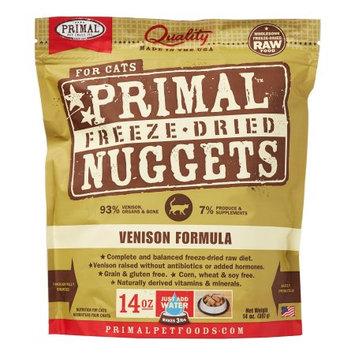Primal Freeze Dried Nuggets Venison Formula Complete Diet for Cats