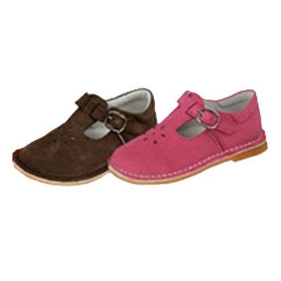 T Strap Velcro Closure Designer Toddler Little Girls Shoes Size 5-2