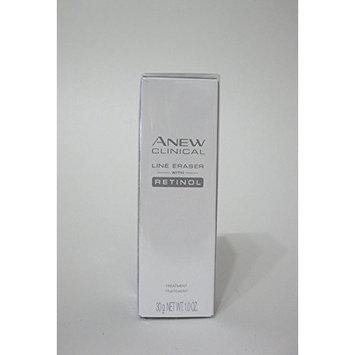 Avon Anew Clinical Line Eraser with Retinol 1.0 oz, New & Sealed