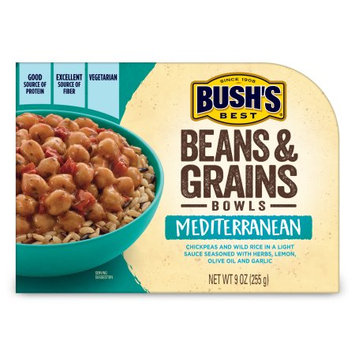 BUSH'S BEST ® Mediterranean Beans & Grains Bowls