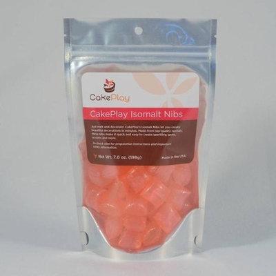 CakePlay Isomalt Nibs One 7-Oz Pack - Pink