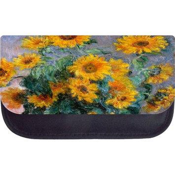 Claude Monet's Sunflowers - 5