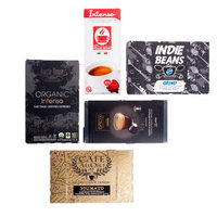 Perfect Samplers Nespresso Compatible Variety Pack, 5 of 10 Count boxes from Select Gourmet Brands for use with Nespresso Original Line Machines, 50 Count (Dark Variety Pack)