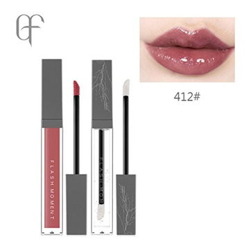 Esharing Long Lasting Lipstick Waterproof Matte Liquid Lip Gloss Hydrating Nutritive Oil Set Beauty Makeup Cosmetics
