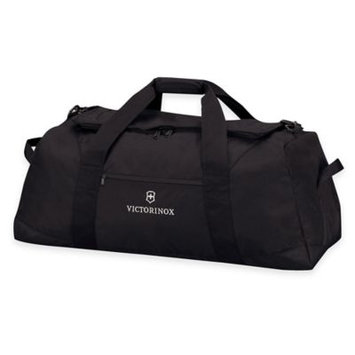 Victorinox - Large Travel Duffel (Black) Duffel Bags