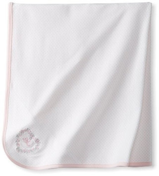 Little Me® Baby Girls' Pink Thanks Blanket