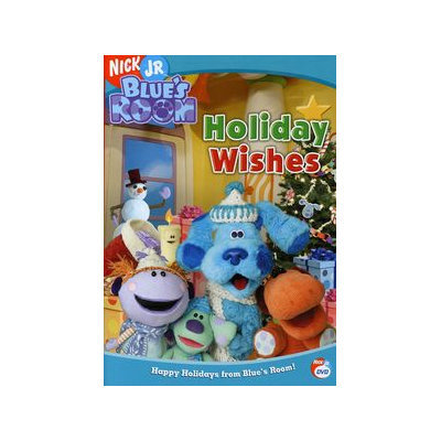 Blue's Clues: Blue's Room - Holiday Wishes (dvd)