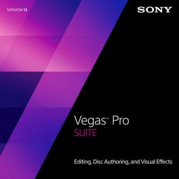 Sony Software SVDVDS13099 Vegas Pro 13 Suite (Digital Code)