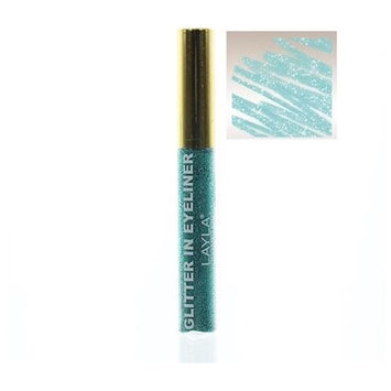 Layla Cosmetics Glitter in Eyeliner #4