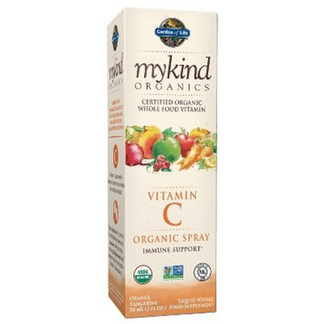Garden of Life My Kind Organic Vitamin C Spray - 2 fl oz