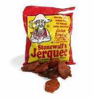 Stonewall's Jerquee Cajun Bacon Jerkey