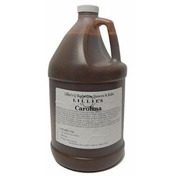 Lillies Q Carolina BBQ Sauce, 128 Fl Oz (1 Gallon)