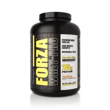 Forzagen Forza Whey-Pro 100% Premium Whey Protein, 25g Protein, 63 Servings - Vanilla