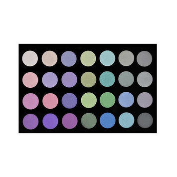 Crown Blizzard 28-Color Cool Collection Eyeshadow Palette