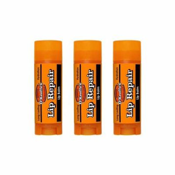 O'Keeffe's K0700130-3 Original Lip Repair Stick (3 Pack)