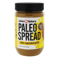 Paleo Spread Sweet Sunflower Butter - 16 oz.