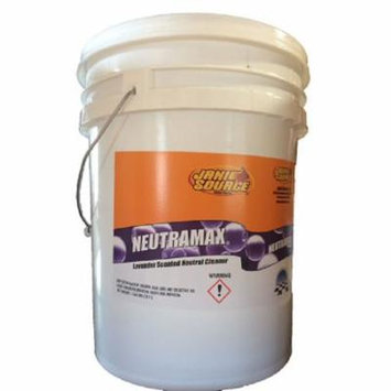 Neutramax Neutral Floor Cleaner Lavender Scented Concentrated, 5 Gal