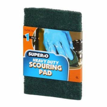 Superio Heavy Duty Scouring Pad (1-Pack)