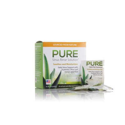 Pure Sinus Rinse Solution Packets, 40 Ct