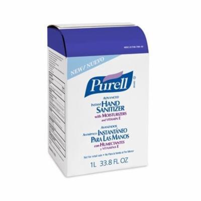 Hand Sanitizer Purell® Advanced 1000 mL Alcohol (Ethyl) Gel Dispenser Refill Bag - Item Number 2156-08 - 8 Each / Case -