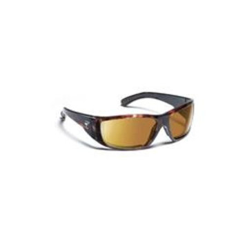 7 Eye Maestro- Dark Tortoise Sunglasses, M-L