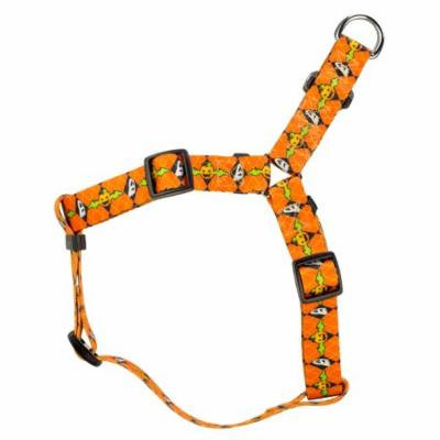 Country Brook Design® When Pumpkins Fly Step-In Dog Harness