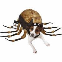 Fuzzy Tarantula Dog Costume LARGE