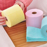 BeautyTale Disposable Cleaning Face Towel Makeup Cosmetic Non-woven Fabric Cotton Cloth Random