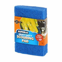 Superio Non- Scratch Scouring Pad (3-Pack)