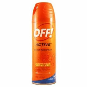 Off! Insect Repellent II, Aerosol, Fresh Scent - 15% DEET (no longer unscented), 6 oz