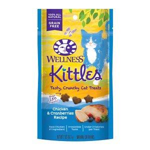 Wellness Kittles™ Chicken & Cranberries Cat Treats