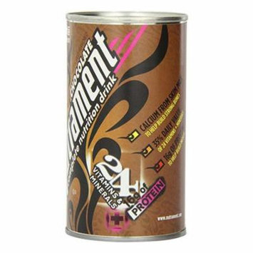Nutrament Energy and Fitness Drink Chocolate 12 oz Cans - Pack of 12