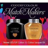 Cuccio Veneer and Colour Matchmaker Nail Polish, Russian Opulence by Cuccio