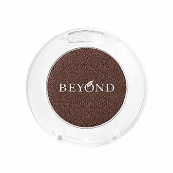 Beyond Single Eyeshadow 1.7g (#21 Brown City)