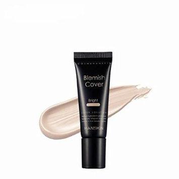 HANSKIN Blemish Cover Concealer 12g × 1Pcs 0.42 oz / Bright, Natural (Bright)